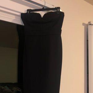 Black cocktail dress Juniors size 9